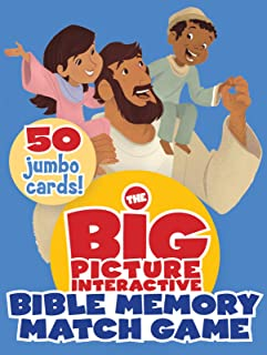 Bible Memory Match Game (The Big Picture Interactive / The Gospel Project)