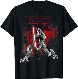 Clone Wars Darth Maul T-Shirt