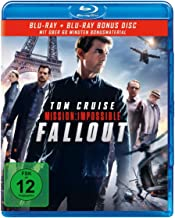Mission: Impossible 6 - Fallout Blu-ray
