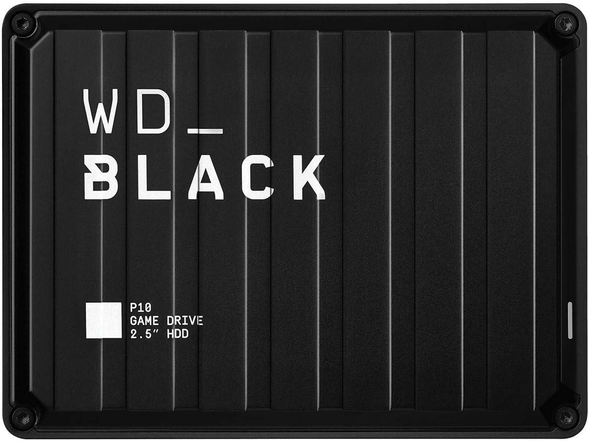 WD_BLACK 5TB P10 Game Max 77% OFF Drive Kansas City Mall Hard C Portable External HDD