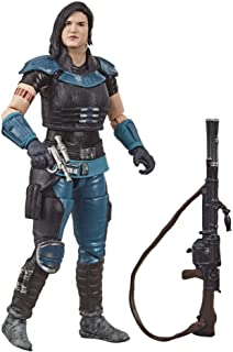 """Star Wars The Vintage Collection The Mandalorian Cara Dune Toy, 3.75"""" Scale Action Figure, Toys for Kids Ages 4 & Up"""