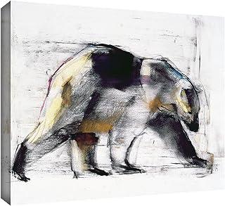 ArtWall Mark Adlington 「ウルサス マリティマス」ギャラリーラップ キャンバスアートワーク 14 x 18インチ