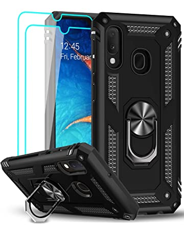 Coque Samsung Galaxy Note 10 Lite avec Aimant Anneau SupportProtection Robuste Bumper Antichoc pour Samsung Note 10 Lite
