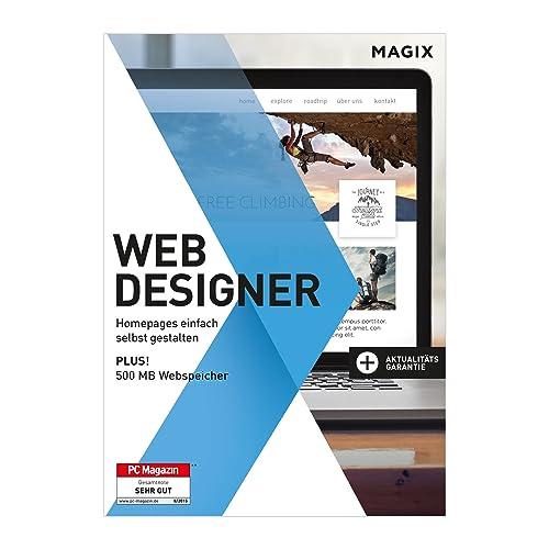-  MAGIX Web Designer -