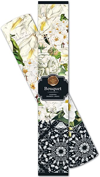 Michel Design Works Scented Drawer Liners Bouquet