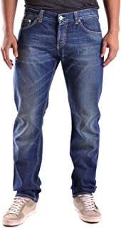 Luxury Fashion Hombre MCBI20781 Azul Jeans | Temporada Outlet