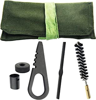 UP100® Mosin Nagant 7.62 M38 M44 91/30 Hunting Rifle Replica Cleaning Kit & Tools Pack
