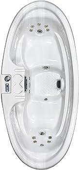 QCA Spas 0H SM Sirius Two-Person Hot Tub