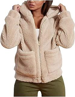 Surprise S Teddy Coat Women Coatteddy Jacket Thick Fleece Jacket Fluffy Jackets