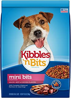 Best kibbles n bits puppy Reviews