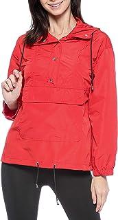 Urban Look Women's Active Outdoor Windbreaker Sportswear Jacket