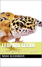 LEOPARD GECKO: The Beginners Guide On How To Care For Your Leopard Gecko And Things You Need To Know To Keep Them.
