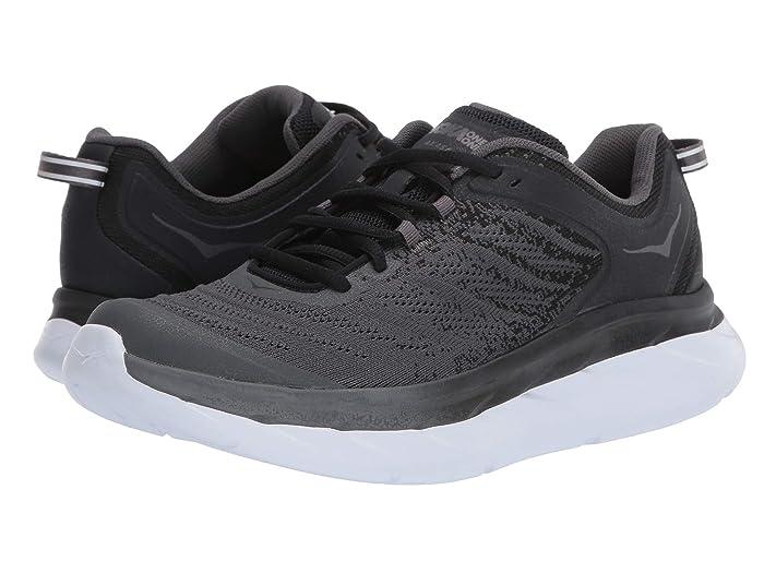 Hoka One One  Akasa (Black/Dark Shadow) Womens Shoes