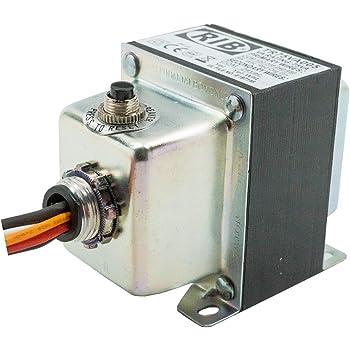 Class 2 Ul List Us//Can 2 Hub Functional Devices TR40VA004 Transformer Inherent LIM 277//240//208//120-24V 40Va