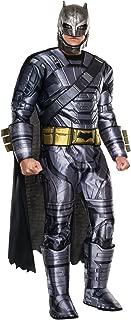 Adult Batman V Superman: Dawn of Justice- Deluxe Batman Armored Costume