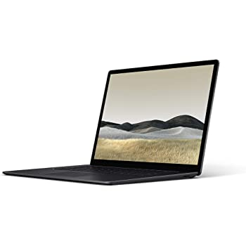 "Microsoft Surface Laptop 3 – 15"" Touch-Screen – AMD Ryzen 5 Microsoft Surface Edition - 16GB Memory - 256GB Solid State Drive – Matte Black (V9R-00022) (Renewed)"