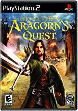 Jogo The Lord Of The Rings Aragorn`s Quest Play Station 2