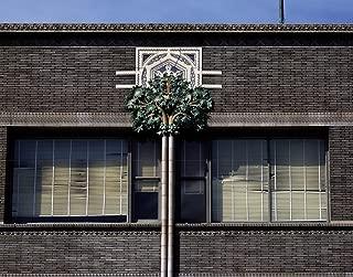 Clinton, IA Photo - Detail of the Van Allen office building, showcasing its distinctive