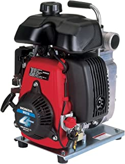 """Honda Power Equipment WX15 Lightweight General Purpose 1.5"""" Water Pump with GX Series Commercial Grade Engine and Transpor..."""