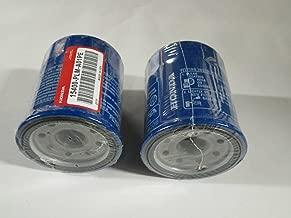 honda oil filter thread size