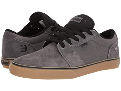etnies Barge LS (Grey/Black/Gum) Men