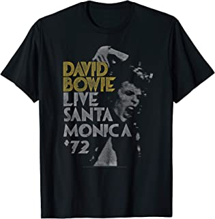 David Bowie - Live '72 T-Shirt