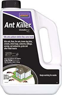 Best bonide ant flea & tick killer granules Reviews