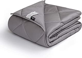 downluxe Weighted Blanket for Adult (15 lbs, 60