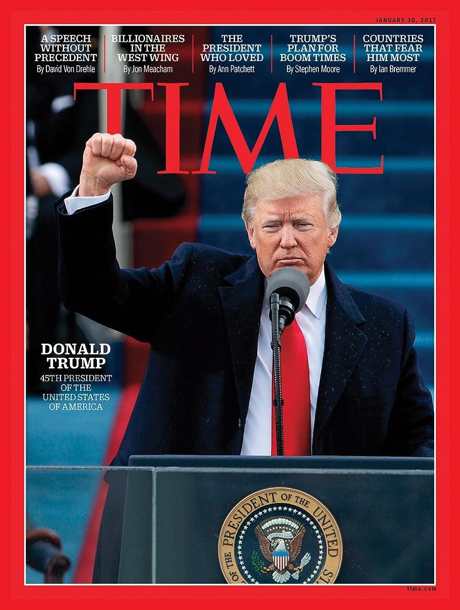 鎮静剤とにかく必要Time Asia [US] January 30 2017 (単号)