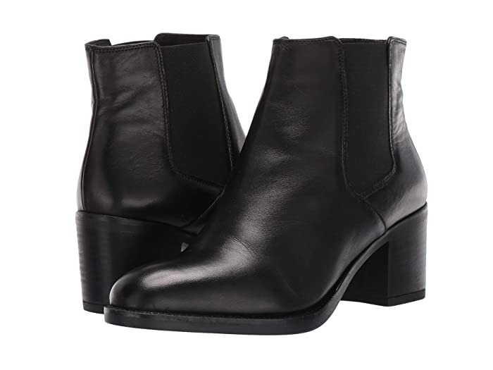Clarks  Mascarpone Bay (Black Leather) Womens  Boots