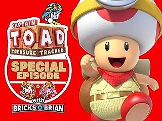Clip: Captain Toad Treasure Tracker Special Episode with Bricks 'O' Brian!