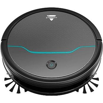 BISSELL EV675 Robot aspirador para suelos duros y alfombras, hasta 100 minutos de autonomía, ideal para pelos de mascotas, vuelve automáticamente a la estación de carga, control remoto.: Amazon.es: Hogar