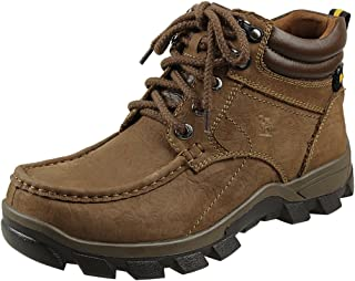 Womens Fur Nubuck Leather Logger Outdoor Leisure Sport Shoes Backpacking Boots