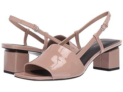 Via Spiga Florian (Nude Patent) High Heels