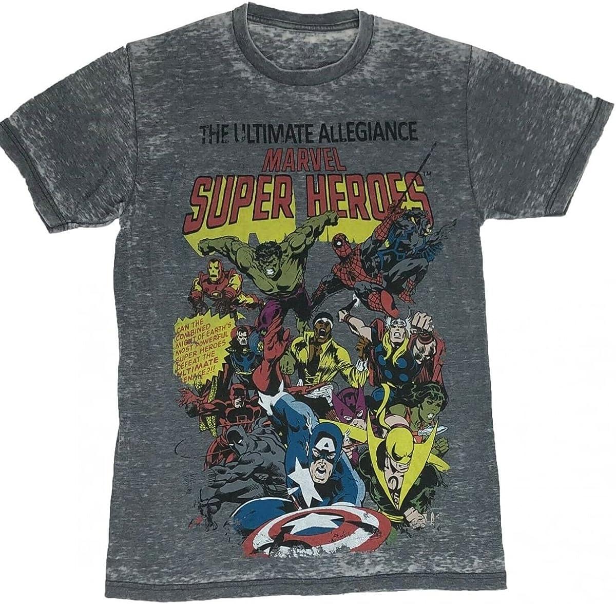 Marvel Avengers Ultimate Allegiance Heroes 『4年保証』 Super T-Shirt 新作 大人気
