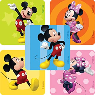 Mickey & Minnie Mouse Valuestickers - Prizes 250 Per Pack