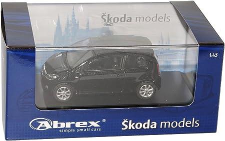 Abrex Skoda Citigo 3 Türer Schwarz Ab 2012 143ab021da 1 43 Modell Auto Mit Individiuellem Wunschkennzeichen Spielzeug
