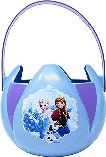 Disney Frozen – Character Bucket – Children's Candy and Storage Bucket
