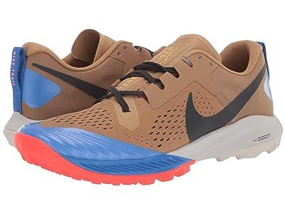 Nike Air Zoom Terra Kiger 5 (Beechtree/Off Noir/Cargo Khaki) Men