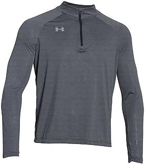 Men's Stripe Tech 1/4 Zip Pullover