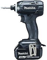 マキタ(Makita)  充電式インパクトドライバ (バッテリー・充電器・ケース付) ブラック TD149DRFXB