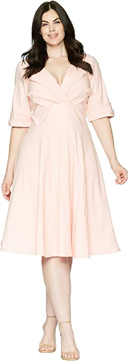 Plus Size Delores Swing Dress
