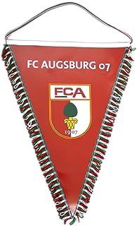 Do You Football 2 FC Augsburg Wimpel Rot FCA m Autosauger Fussball Bundesliga Fan Artikel