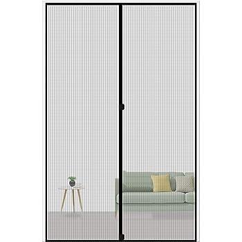 Magzo Magnetic Screen Door 32 X 80 Reinforced Fiberglass Mesh