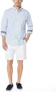 Nautica Men's Stripe Oxford Shirt