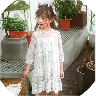 Surprise S Summer Girls Clothes Kids Dresses Lace Flower Dress Girl Party Wedding Dress Children Girls Dress