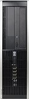 HP 6305-SFF, A4-5300B 3.4GHz, 4GB RAM, 250GB Hard Drive, DVDRW, Windows 10 Pro 64bit (Renewed)