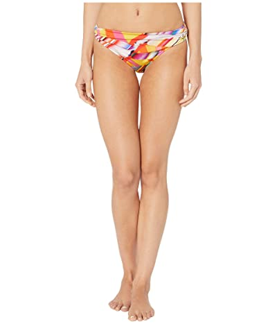 Stella McCartney Submarine Draped Classic Bikini (Yellow/Orange) Women