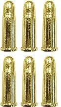Unbekannt 6 stuks Denix patronen voor 45 Colt 2,9 cm replica