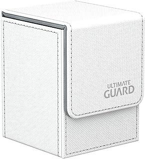 Ultimate Guard Flip Deck Case 80+ XenoSkin Standard Size White Card Game